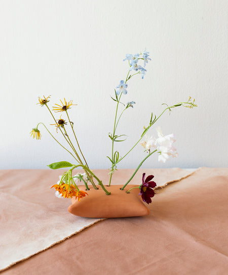 Pillow Talk, Ikebana Vase - SIN  |  Home goods & ceramics