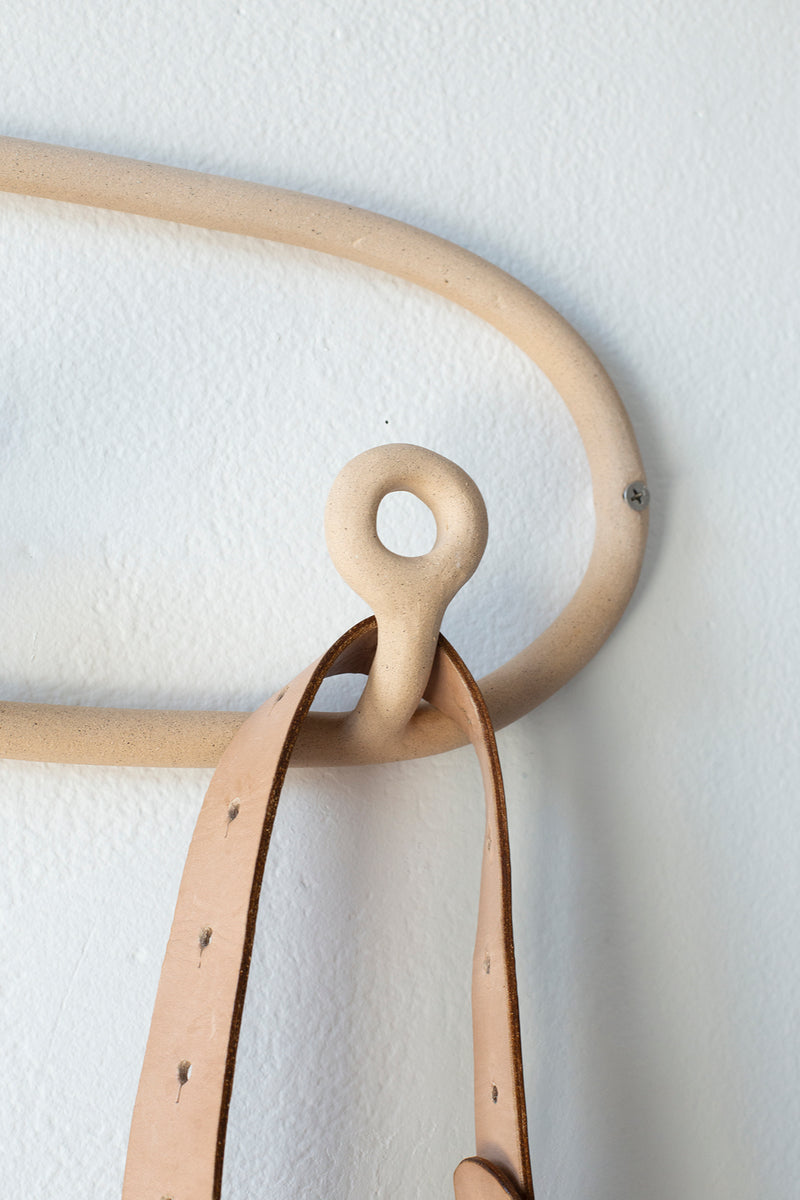 Trio Coat Rack, Speckled