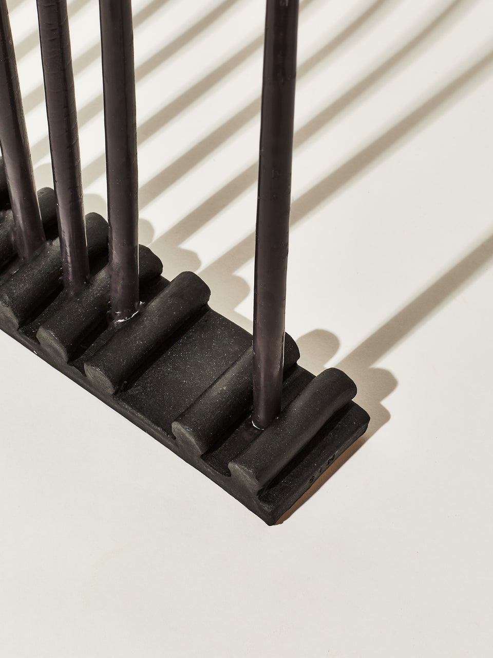 Stacke Menorah, Black