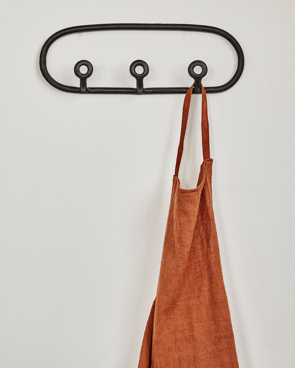 Trio Coat Rack, Black