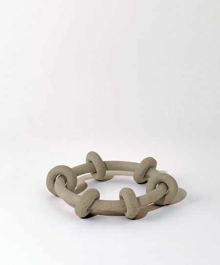 Rung Trivet, Grey-Brown