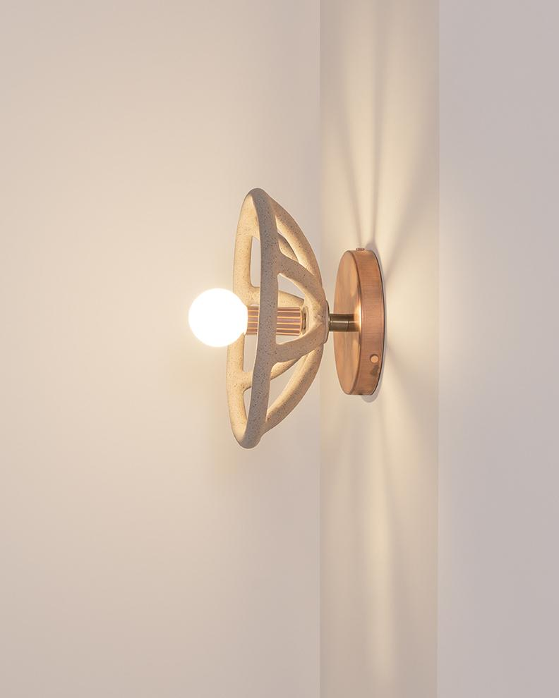 Prong Sconce - SIN  |  Home goods & ceramics