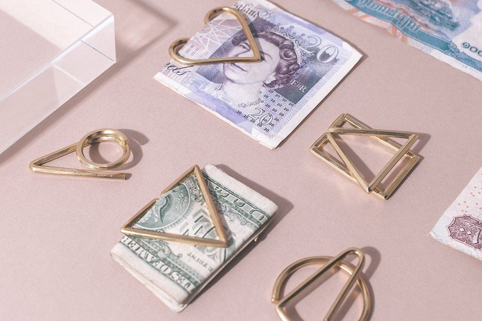 House, Money Clip - SIN  |  Home goods & ceramics