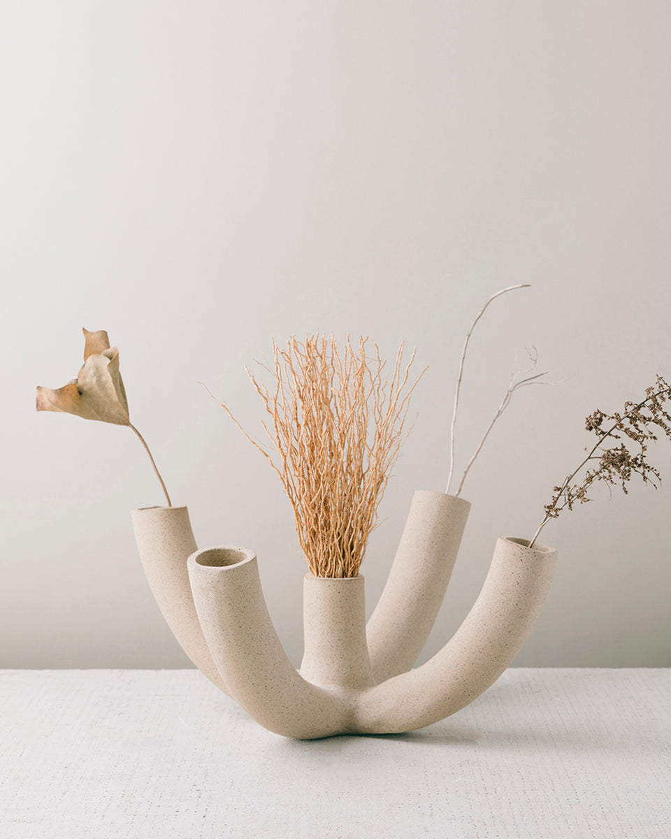 Venule 5-Way Vessel, Speckled - SIN  |  Home goods & ceramics