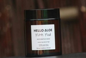 Mitti Mud - Restorative Exfoliant + Mask