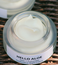 Load image into Gallery viewer, Aloe + Cucumber - Rejuvenation Night Cream