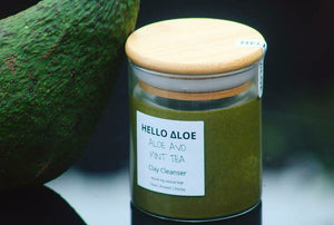 Aloe Vera Mint - Clay Cleanser