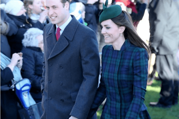 Every Single One of the Best Christmas Style Moments from Duchess Kate and Princess Charlotte