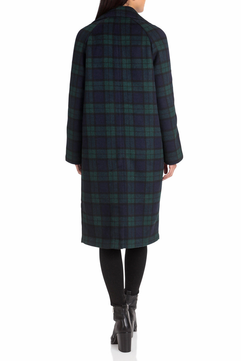 Double-Face Wool Coat