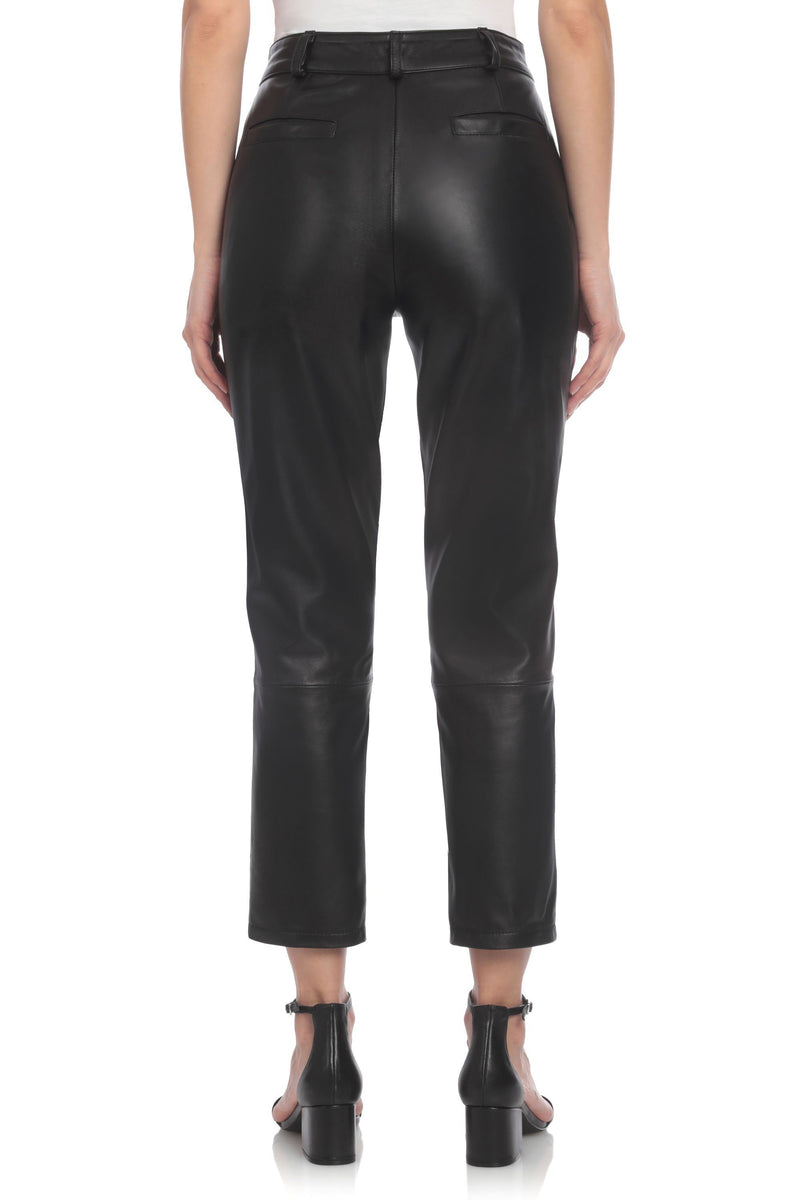 Genuine Leather Trouser Bottoms Bagatelle