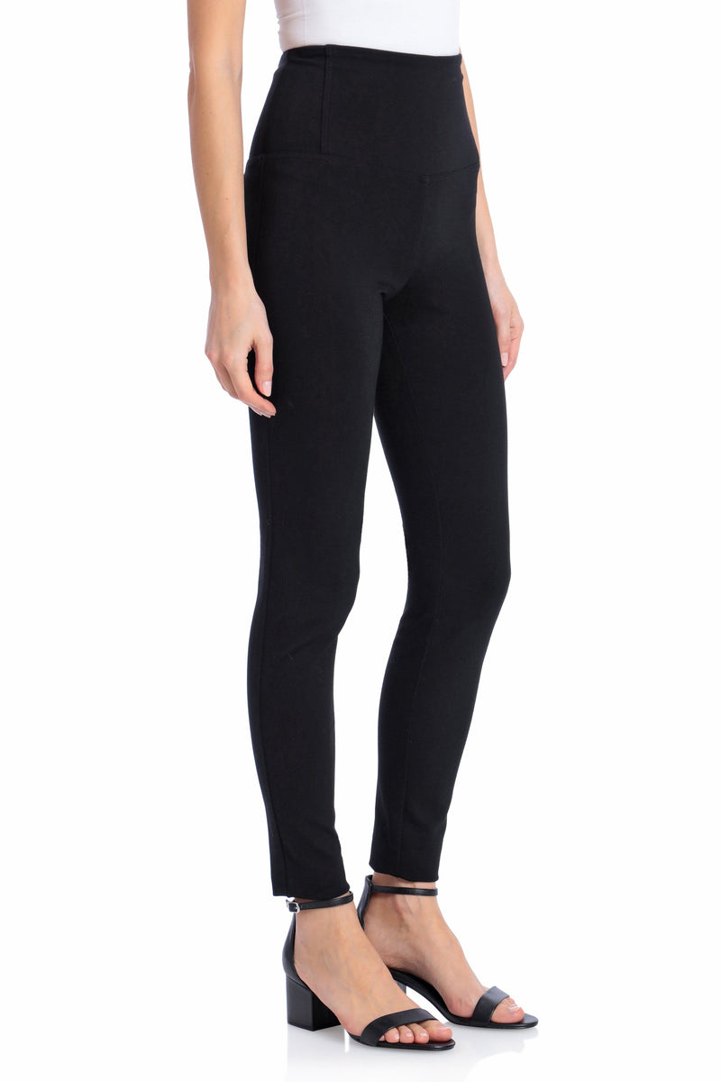 High-Waisted Ponte Legging