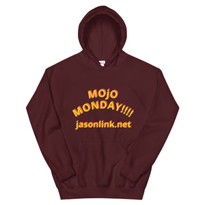 "Jason Link Mojo Monday ""Official"" Hoodie!!!"