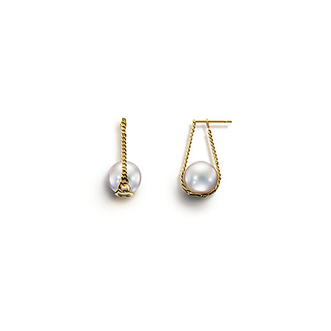 M/G TASAKI Stretched Earrings