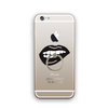 POOM Smart Phone ring - Black Lip