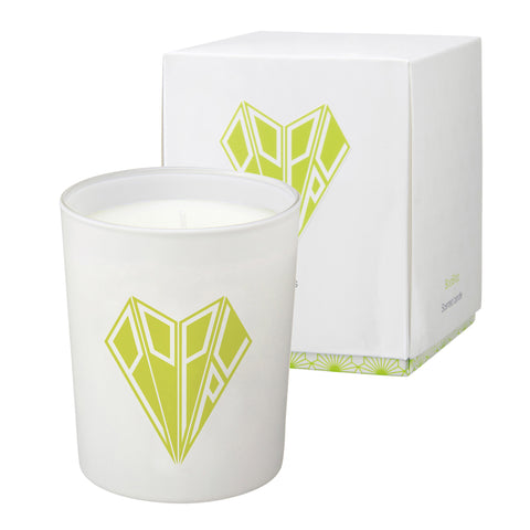 Popup Paris Diamond Bamboo Candle