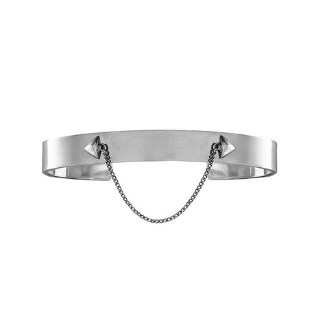 INA BEISSNER Silver Chain Bracelet