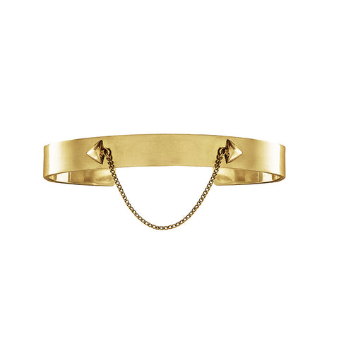 INA BEISSNER Gold Chain Bracelet