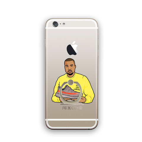 POOM Smart Phone ring - Kanye