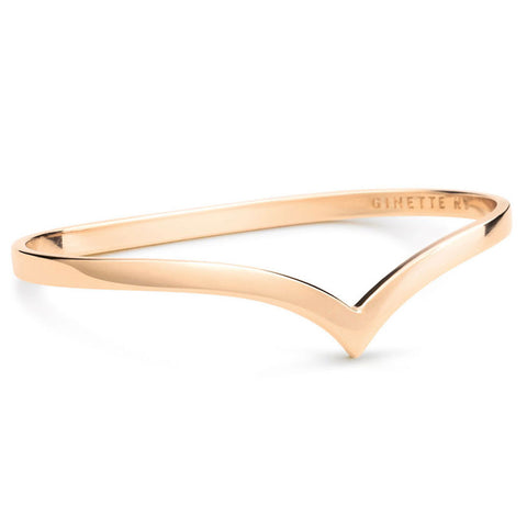GINETTE NY Double Wise Ring