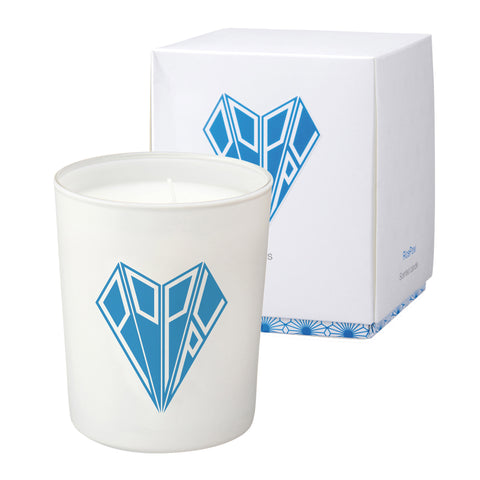 Popup Paris Diamond Rice Powder Candle