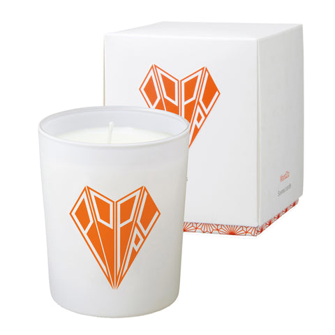 Popup Paris Diamond Firewood Candle