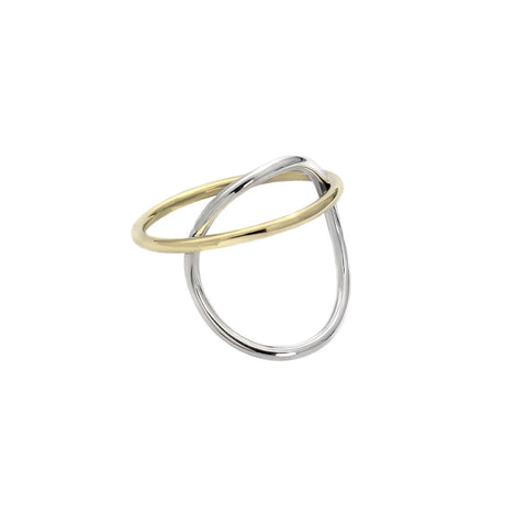ADELINE CACHEUX Pure Circles Ring
