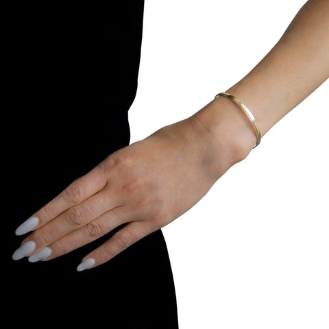 ADELINE CACHEUX Pop Stripes Single Bracelet