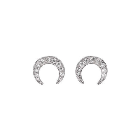GINETTE NY Tiny Diamond Masai Studs