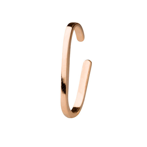 MARIA BLACK FINE JEWELRY Revier Nude Rose Gold Ear Cuff