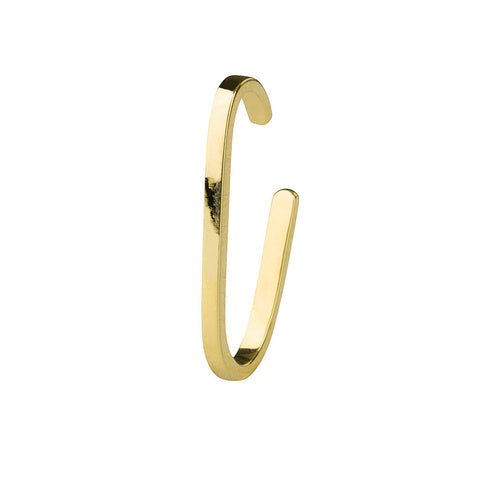 MARIA BLACK FINE JEWELRY Revier Nude Yellow Gold Ear Cuff