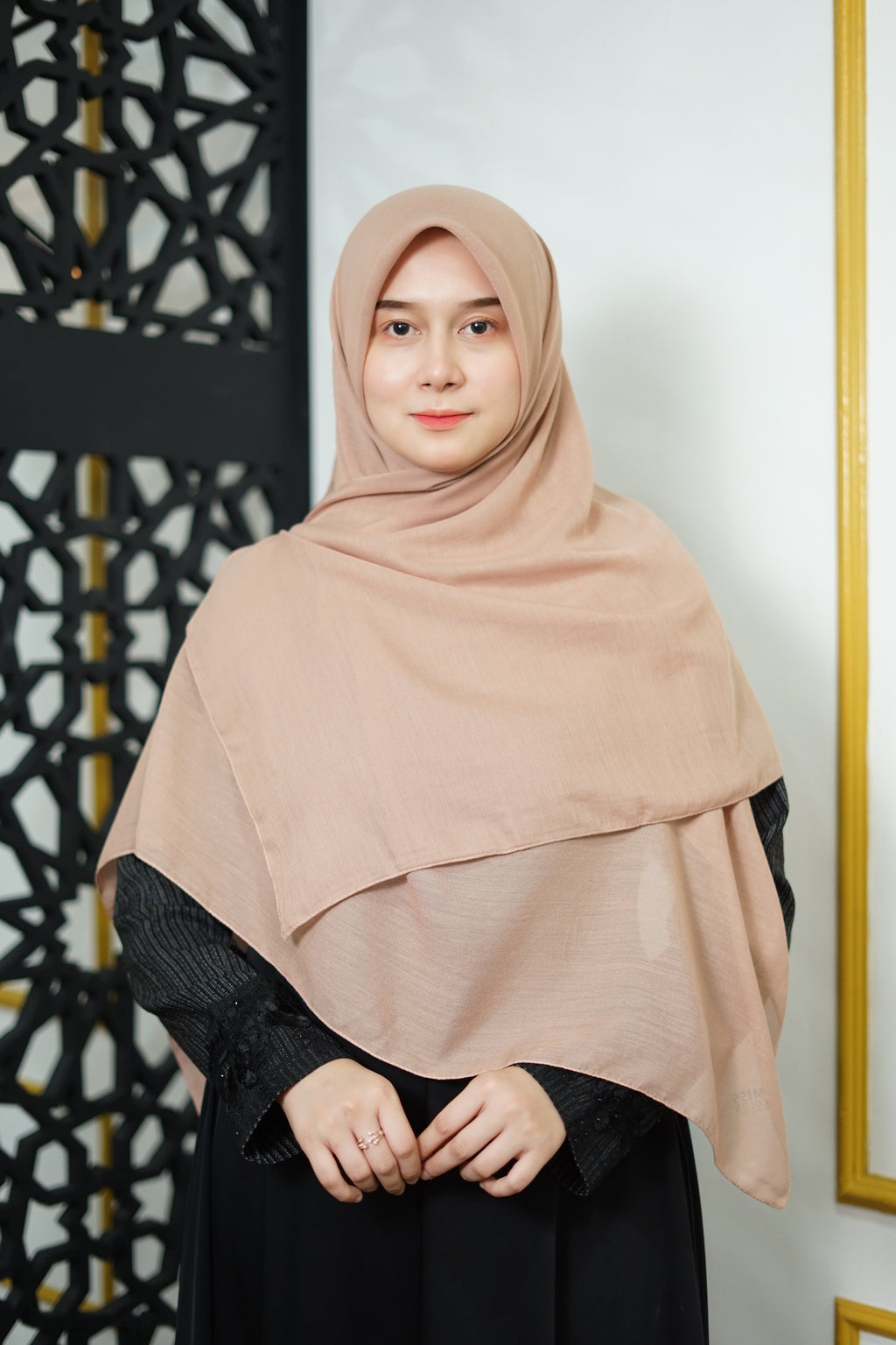 Zahra Cotton (GRED A) - Rose Gold