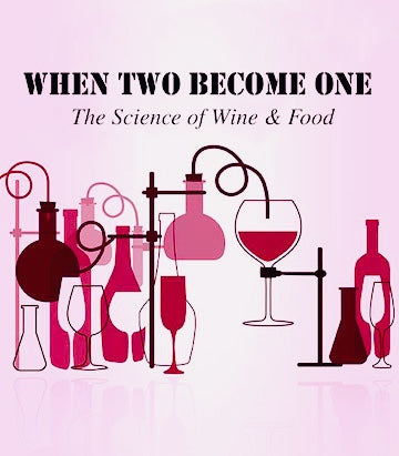 When Two Become One: The Science of Wine & Food Pairing
