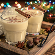 RECIPE: Coquito Coconut Eggnog