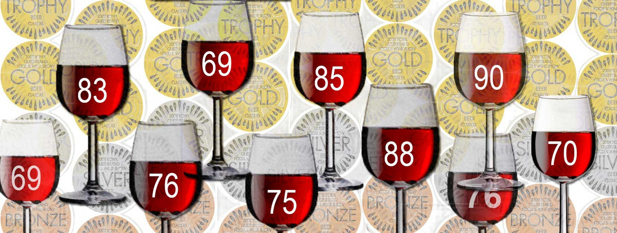 Wine Scores: What's The Point?