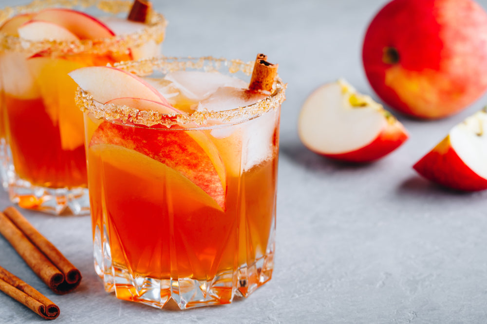 RECIPE: Smoky Harvest Apple Cider Margarita