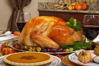 Wine Pairings for Thanksgiving