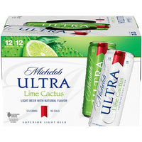 MICHELOB ULTRA PRICKLY PEAR CANS