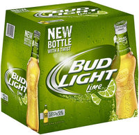 BUD LIGHT LIME 12-PACK 12OZ BOTTLES