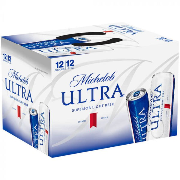 MICHELOB ULTRA 12-PACK 12OZ CANS