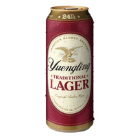 YUENGLING LAGER 24OZ CAN