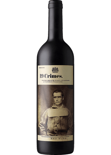 19 CRIMES RED BLEND 750ML