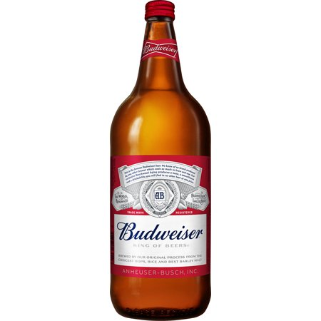 BUDWEISER 40OZ BOTTLES