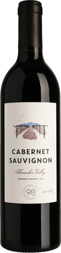 90+  ALEX CABERNET LOT 148