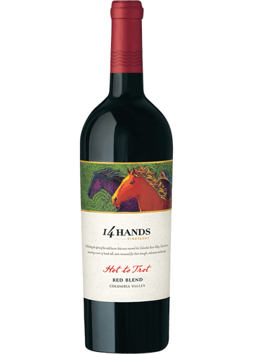 14 HANDS RED BLEND