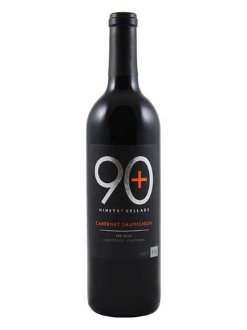 90+  CABERNET RED HILLS  LOT 116