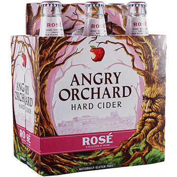 ANGRY ORCHARD ROSE BOTTLES