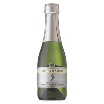 BAREFOOT BUBBLY MOSCATO SPUMANTE 187ML