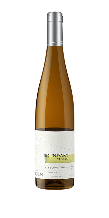 BOUNDARY BREAKS OVID LINE RIESLING