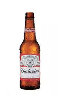 BUDWEISER 6-PACK 12OZ BOTTLES