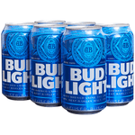 BUD LIGHT 12OZ 30-PACK CANS